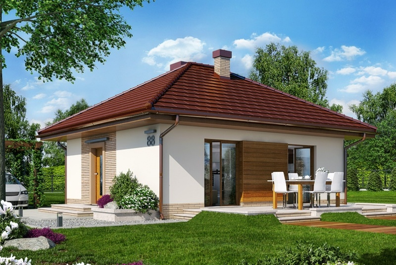 Bungalov do 60 000 € / Spring TL 110